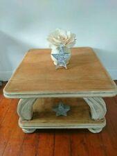 Less than 60cm High Oak Art Deco Style Coffee Tables