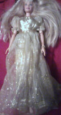 Crimped Two Tone Blonde Hair Generation Girl Teen Barbie Doll Jointed elbow