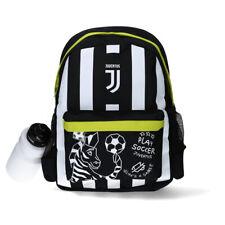 Juventus Ufficiale Zaino Scuola 2020/21 Compatto Seven Future Legacy + Borraccia