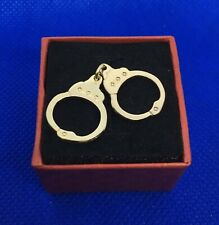 Handcuff Lapel Pin Police Security Law Enforcement Fast Shipping NEW