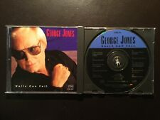 Walls Can Fall by George Jones (CD, Oct-1992, MCA)
