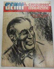 Genii The Conjurors' Magazine A.M.A.S. Dorny Magician January 1956 051815R