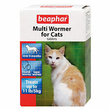 Beaphar Multiwormer Tablets for Cats