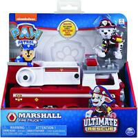 Paw Patrol Marshall Ultimate Rescue Fire Truck Vehicle