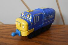 BREWSTER diecast train CHUGGINGTON character toy engine LEARNING CURVE 2010
