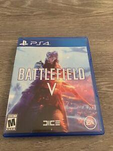 Battlefield V 5 (Playstation 4, PS4) Shooter Game 2018
