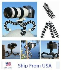 Large Octopus Flexible Tripod Stand Gorillapod for Camera Digital DV Canon #o