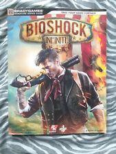 Video Game Manual BIOSHOCK INFINITE Signature Series Guide 752073013851