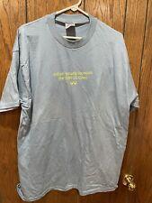 Men'S Vtg Hanes 1999 Infiniti U.S. Open Tennis T-Shirt Xl 90S Euc