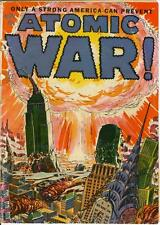 Atomic War #1 Photocopy Comic Book
