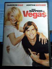 ? qué ocurre en VEGA$ Cameron Diaz Ashton Kutcher Dvd Ws R1'08