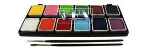 Diamond FX 12 Color Palette Essential FSM12RS 12x6gm