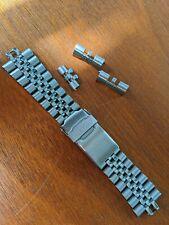 Seiko Stainless Steel Jubilee Watch Bracelet (22mm) - Fits SKX Models & More!