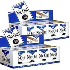 40 PACKS NIC OUT wholesale cigarette filters Fiter Out Tar & Nic - FREE SHIPPING