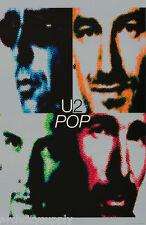 Poster - Music : U2 , U 2 , U-2 , U , - Pop - Free Shipping ! #8021 Rw12 L