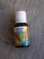 Patchouli Essential Oil from Terre d'Essence, 1/2 Fl.Oz.