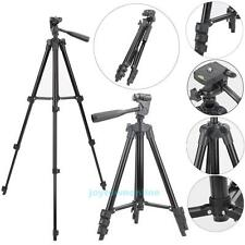 Professional Camera Camcorder Tripod Stand Holder Mount for Canon Nikon Sony+Bag