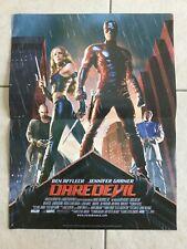 affiche originale Daredevil Marvel Ben Affleck