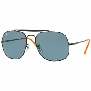 Ray Ban General Pop Men's Sunglasses w/Blue Polarized Lens RB3561 910752