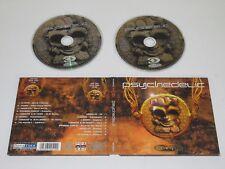 VARIÉS/PSYCHÉDÉLIQUE(3D-VISION/NTD 90510-24) 2XCD ALBUM DIGIPAK