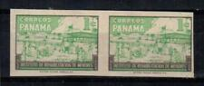 Panama Scott RA37 Mint NH imperf pair