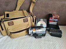 Sony DCR-TRV310E Digital8 Camcorder Digital Handycam - Video8 und Hi8 kompatibel