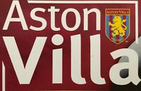 Aston Villa Football Programmes *Choose from List* -Discount for Multi-Purchases