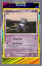 🌈Cradopaud - DP05:Aube Majestueuse - 60/100 - Carte Pokemon Neuve Française