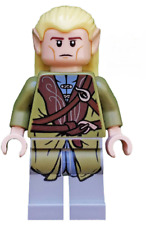 LEGO Minifigure - LOR015 - THE LORD OF THE RINGS - Legolas with Bow