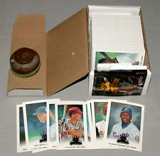 2002 Donruss Diamond Kings MLB Baseball Full Set of 150 Cards