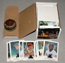 2002 Donruss Diamond Kings MLB Baseball Full Set of 150 Cards