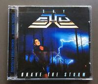 SHY - Brave The Storm CD NEW 2001 Remastered & 4 Bonus Tracks Hard Rock