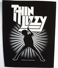 THIN LIZZY BACK PATCH