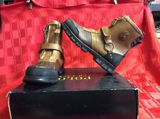 Polo Ralph Lauren Boots Pitstop Leather