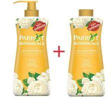 Parrot Botanicals Shower Cream White Jasmine Fragrance 500ml x 2