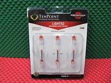 TenPoint Crossbows Omni-Brite 2.0 3-Pack Lighted Nock System HEA-368.3