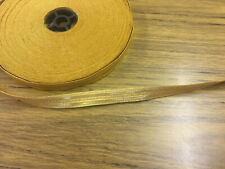 Gold Mylar Braid : Army, Military, Naval, Uniform,