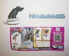 EN571 Wolf Mit Bpz Ferrero Ü-Ei Italien 2019 Masha Und Der Bär 6