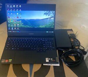 lenovo legion 5 ryzen 7 5800h rtx 3060 32GB RAM 2.5TB NVME 165hz Monitor