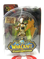 World of Warcraft Action Figure Sister Benedron Dc Unlimited Nib