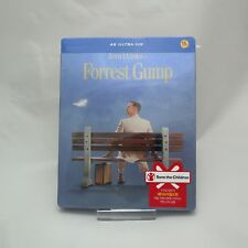 Forrest Gump (2018, Blu-ray) Steelbook Korean Edition / 4K UHD only