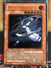 Yugioh Mystic Swordsman RDS-EN008 Ultimate Rare 1st Edition