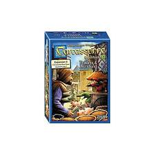 Z-man Games Zmg78102 Carcassonne Expansion #2 Traders and Builders