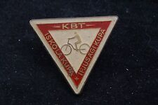 Hungary Hungarian KBT School Youth Cup Bicycle Race Participant Badge Medal