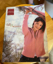 JCPenny Fall and Winter Catalog-2004-Paperback
