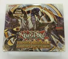 Yu-Gi-Oh! Hidden Arsenal 7: Knight of Stars Booster Box Sealed