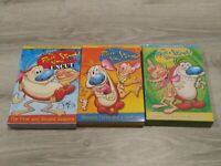 NEW The Ren and Stimpy Show Complete Series Season 1,2,3,4,5 Collection TV DVD