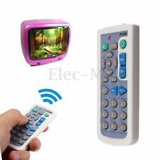 Mini Keychain Universal Remote Control for TV HD SONY Panasonic LG Sharp Toshiba