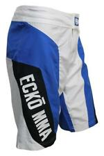 Ecko MMA All Start Fight Shorts (White/Blue/Black) Size: 28