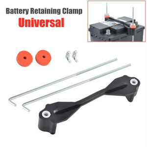 175MM Car Truck Boat Rubber Battery Holder Clamp Bracket Bolt Tie Fixing Clamp